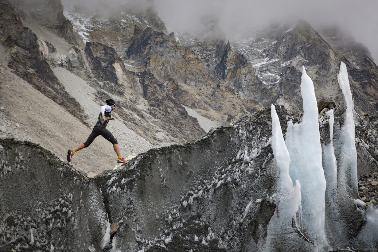 Training for Everest Marathon, © Kasia Biernacka, CVCEPHOTO International Mountain Photo Contest