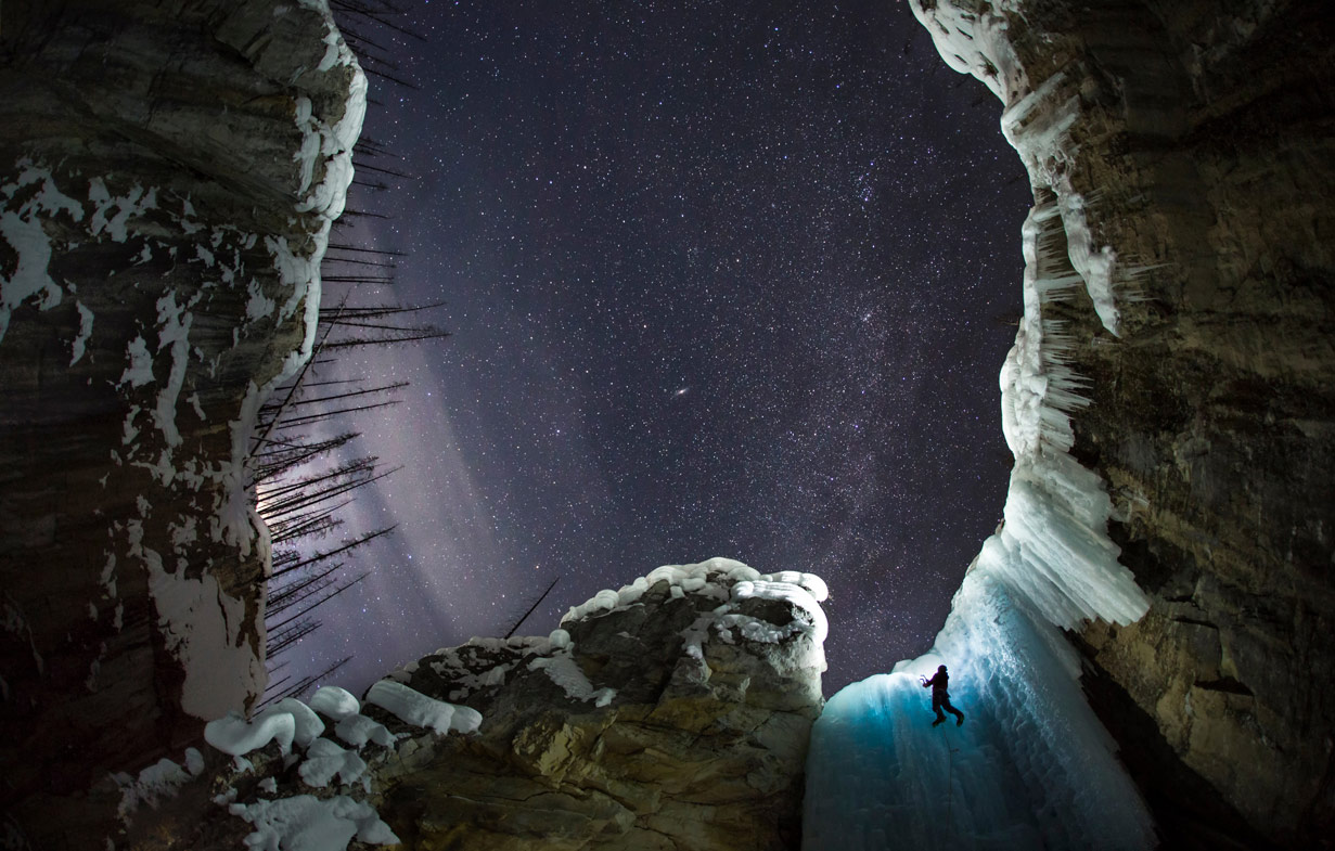 Cryophillia, © Paul Zizka, CVCEPHOTO International Mountain Photo Contest