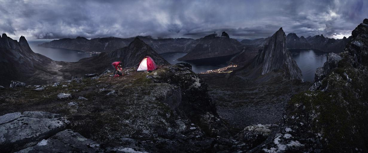 In the Twilight, © Ramiro Torrens, CVCEPHOTO International Mountain Photo Contest