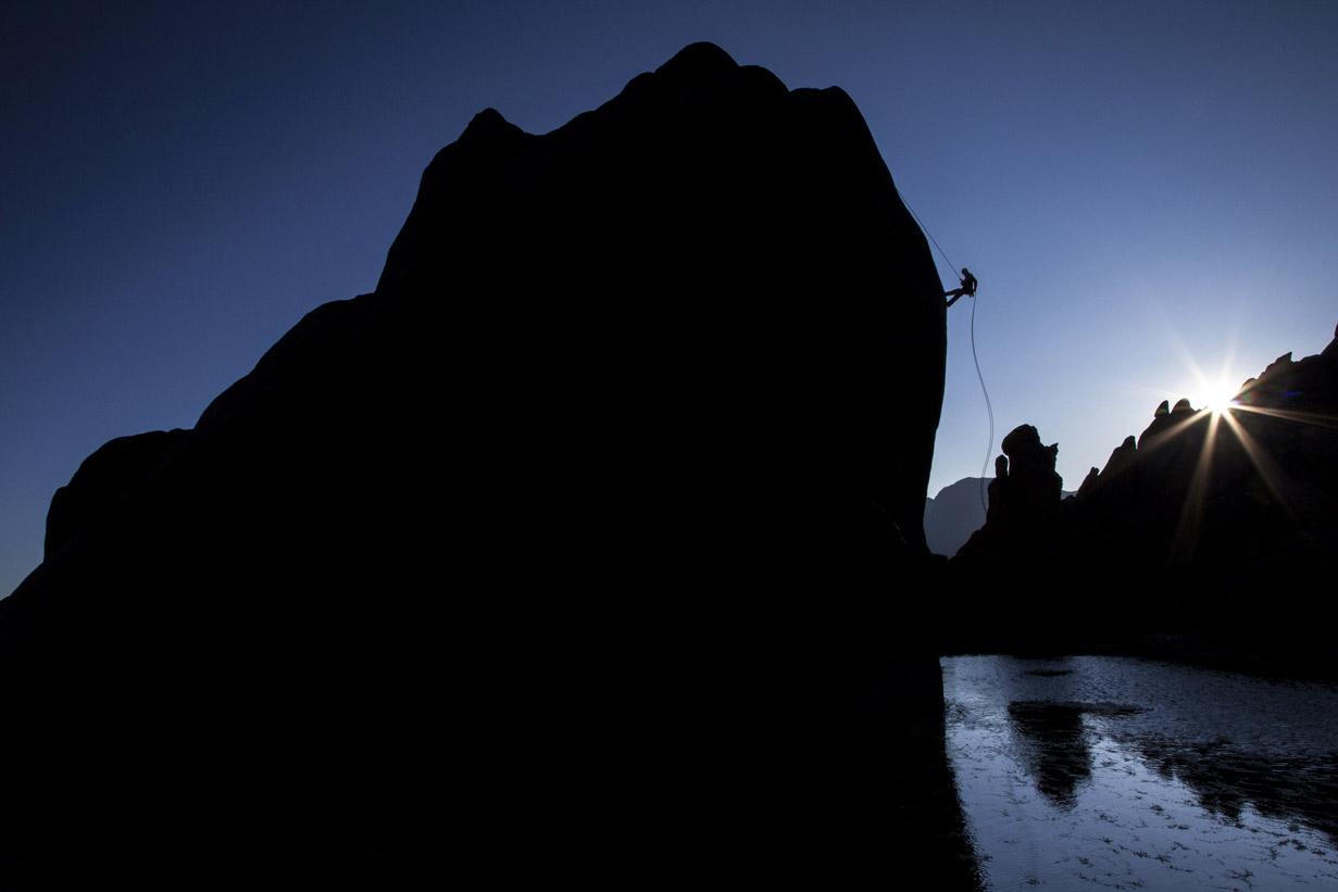 Lagunilla Del Yelmo, © Javier Urban, CVCEPHOTO International Mountain Photo Contest