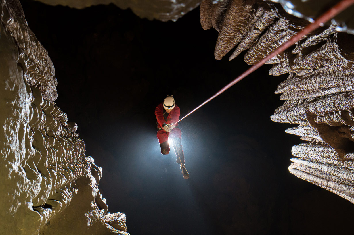 Star In The Dark, © Phil Bence, CVCEPHOTO International Mountain Photo Contest