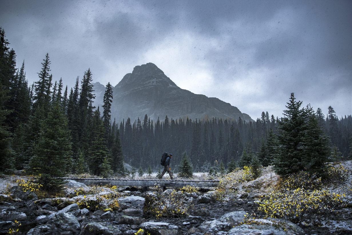 Magnificent BC, © Marko Radovanovic, CVCEPHOTO International Mountain Photo Contest
