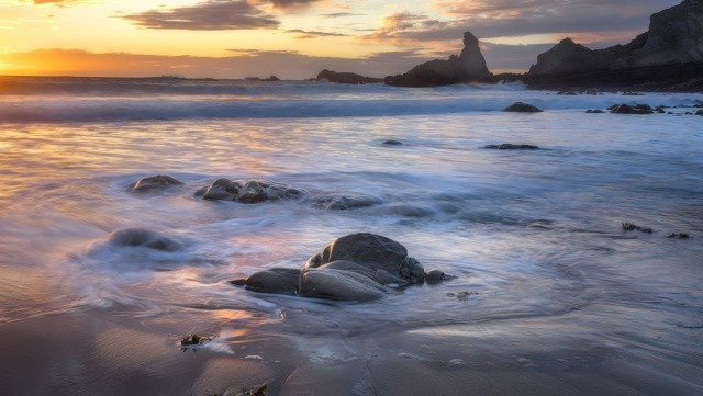 Hartland Quay, North Devon, © Tim Burgess, Coast Category Winner, Devon Nature and Landscape Photography Competition