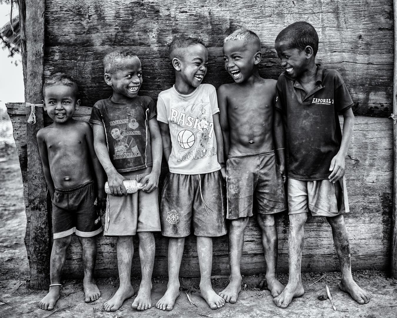 Smiling Children, © Marco Tagliarino, 2nd place, Digital Camera Photographer of the Year