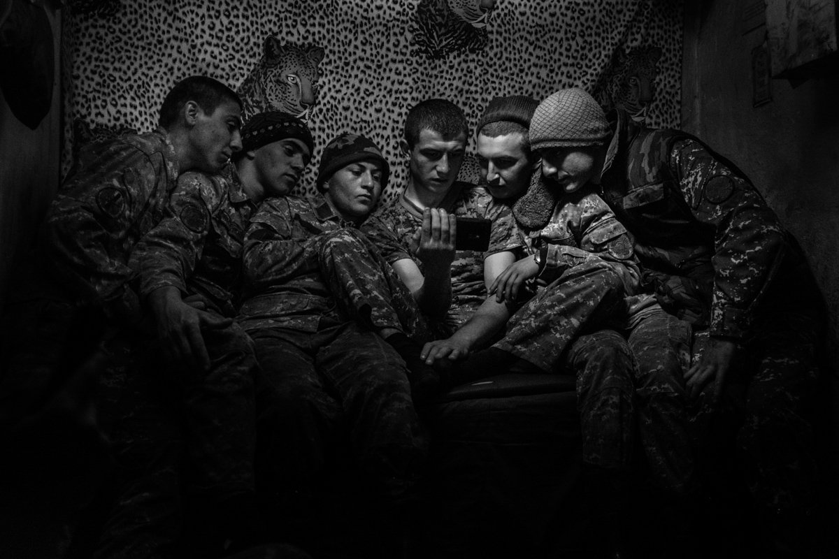 Military Mobilization, © Areg Balayan, 1 Place Conflict, Direct Look Photo Contest