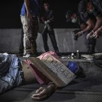 Duterte's War on Drugs is Not Over, © Ezra Acayan, 2 Place Conflict Category, Direct Look Photo Contest