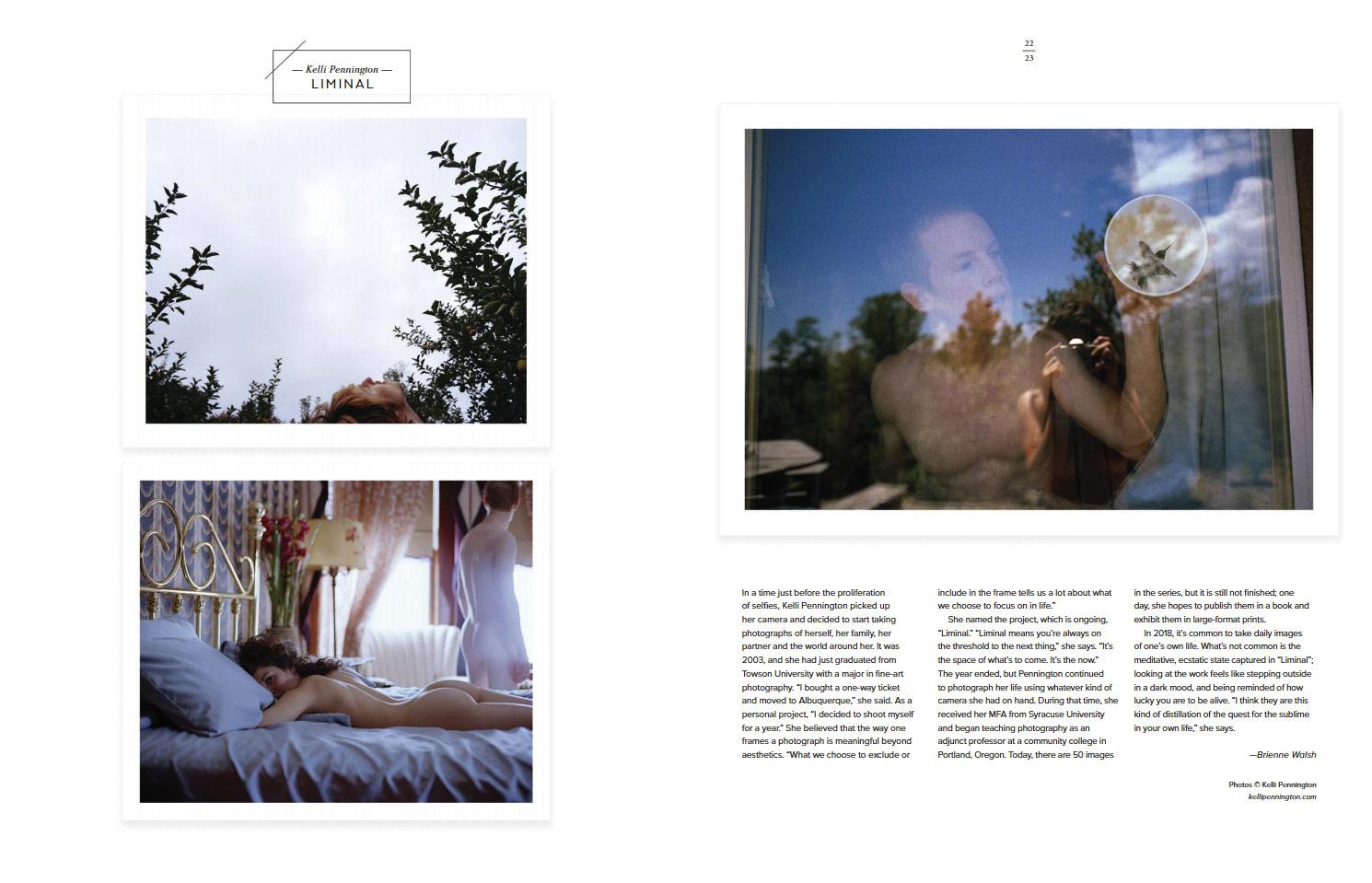 Liminal, © Kelli Pennington, Emerging Photographer Fall