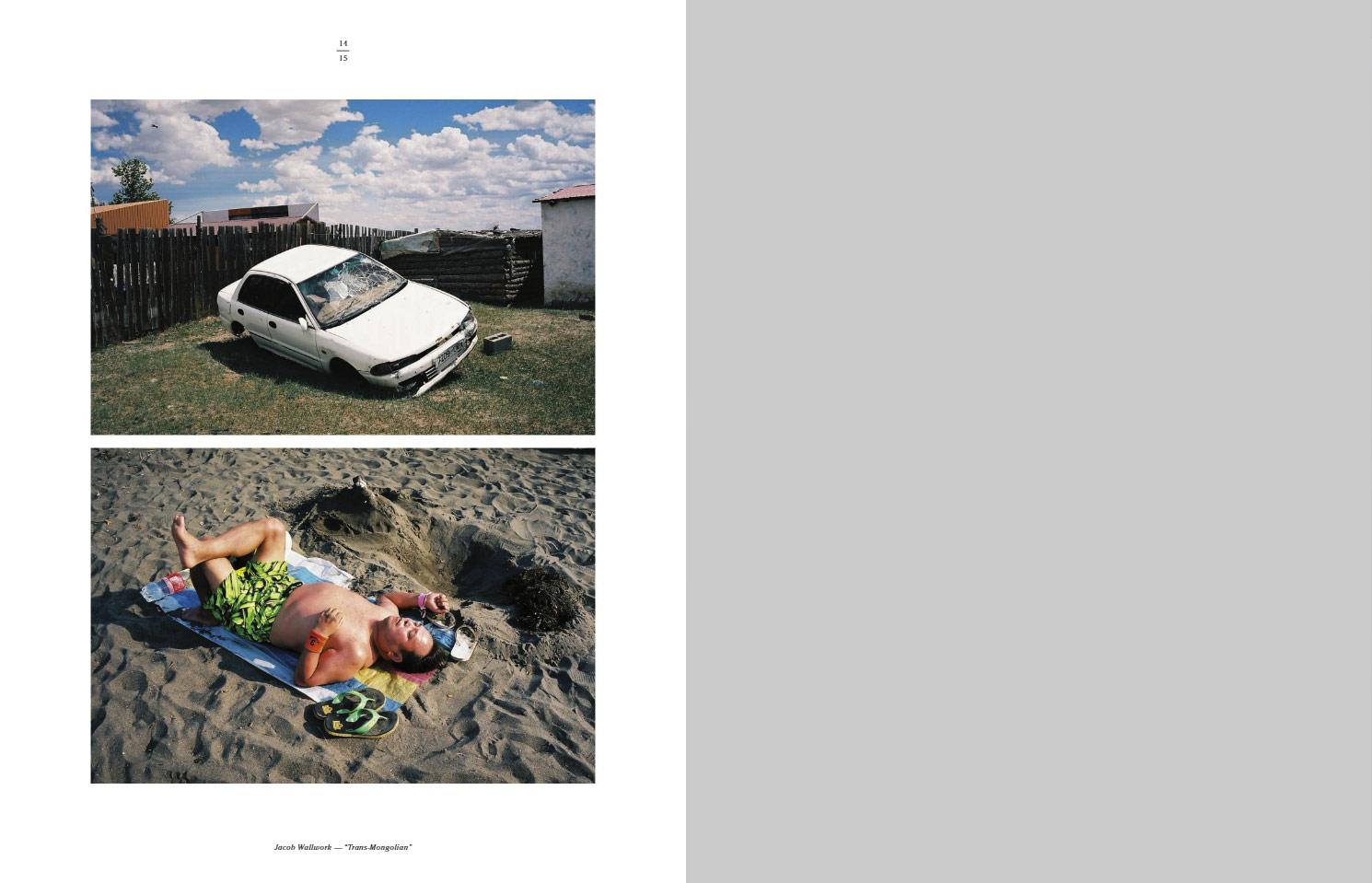 Trans-Mongolian, © Jacob Wallwork, Emerging Photographer Fall