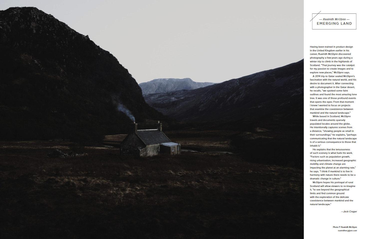 Emerging Land, © Ruairidh McGlynn, Emerging Photographer Fall