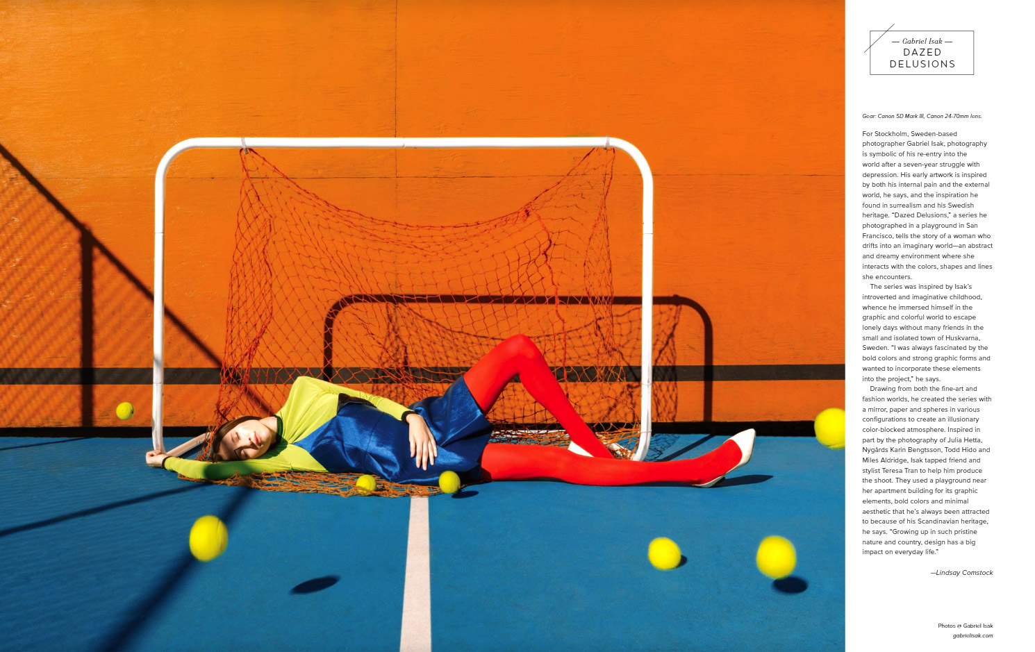Dazed Delusions, © Gabriel Isak, Emerging Photographer