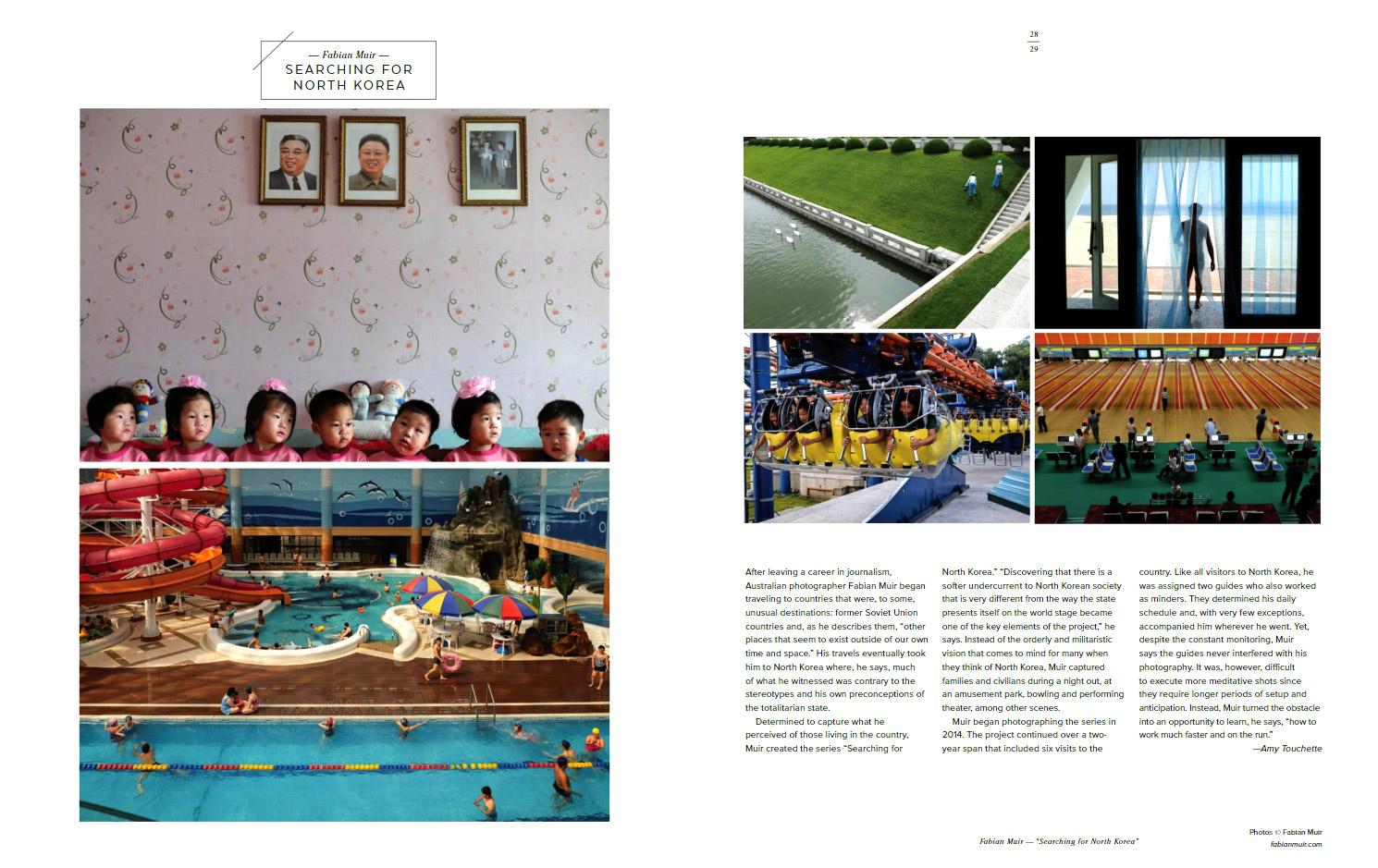 Searching For North Korea, © Fabian Muir, Emerging Photographer