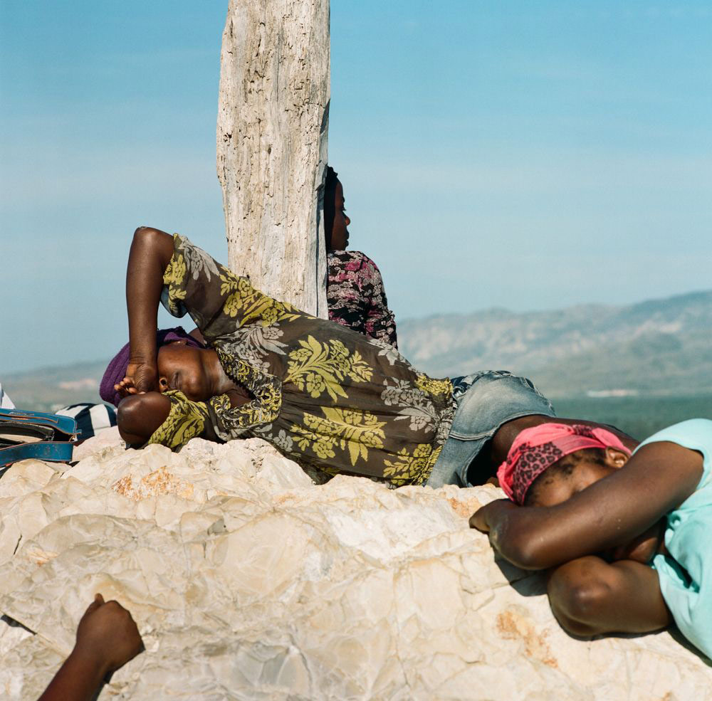The Faithful, © Thomas Freteur, Haiti, LensCulture Emerging Talent Awards