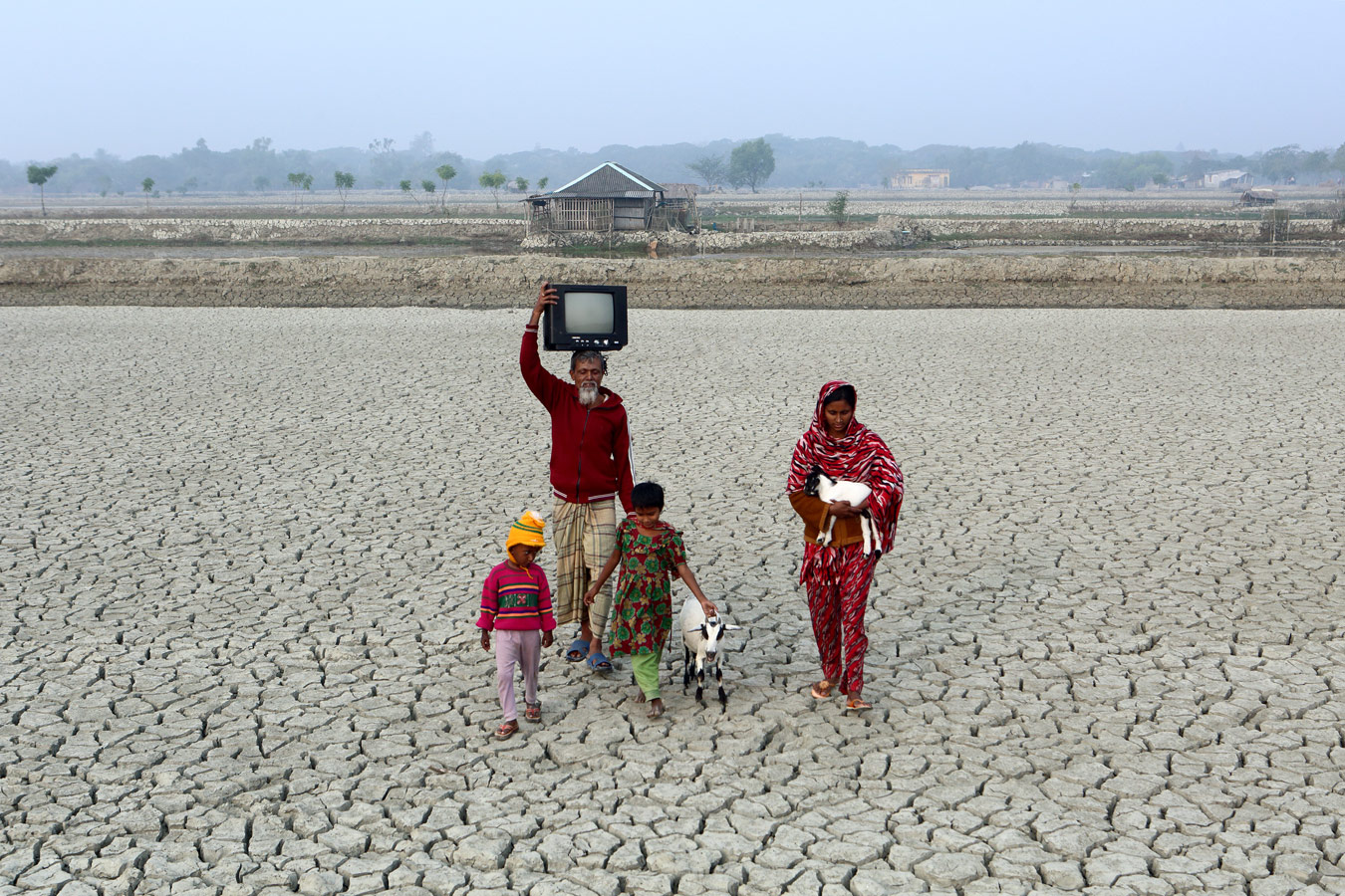 """Drought of Bangladesh"", © Pronob Ghosh, Shortlisted, Environmental Photographer of the Year — EPOTY"