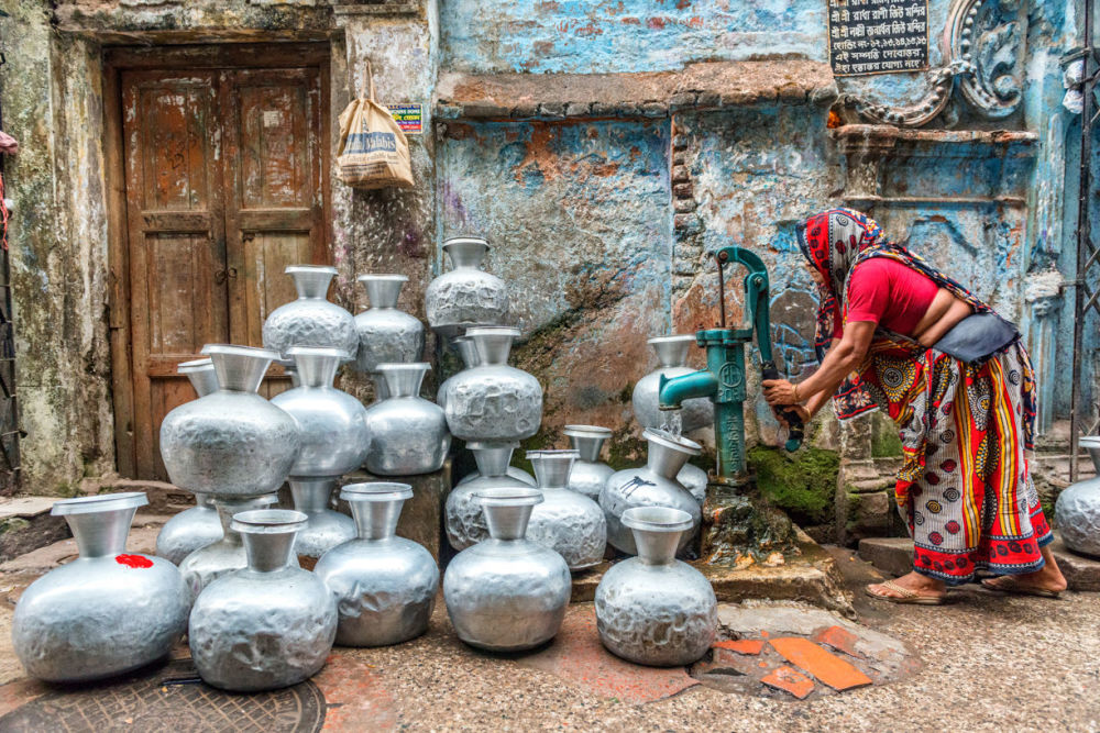 """""""Water for life"""", © Sohel Parvez Haque, Shortlisted, Environmental Photographer of the Year — EPOTY"""
