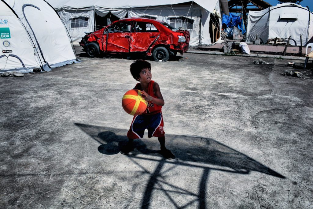 A Little Basketball Player, © Mohammad Rakibul Hasan, 10th Place, FIBA Photo Contest