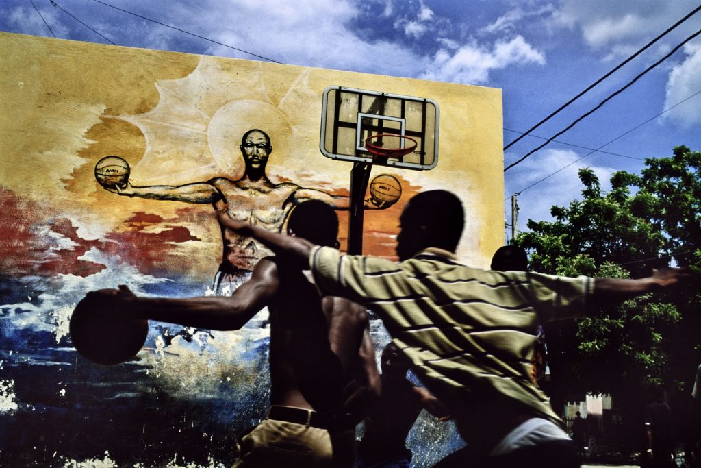 Haiti Before Earthquake, © JM Lopez, 3rd Place, Bronze Medal, FIBA Photo Contest
