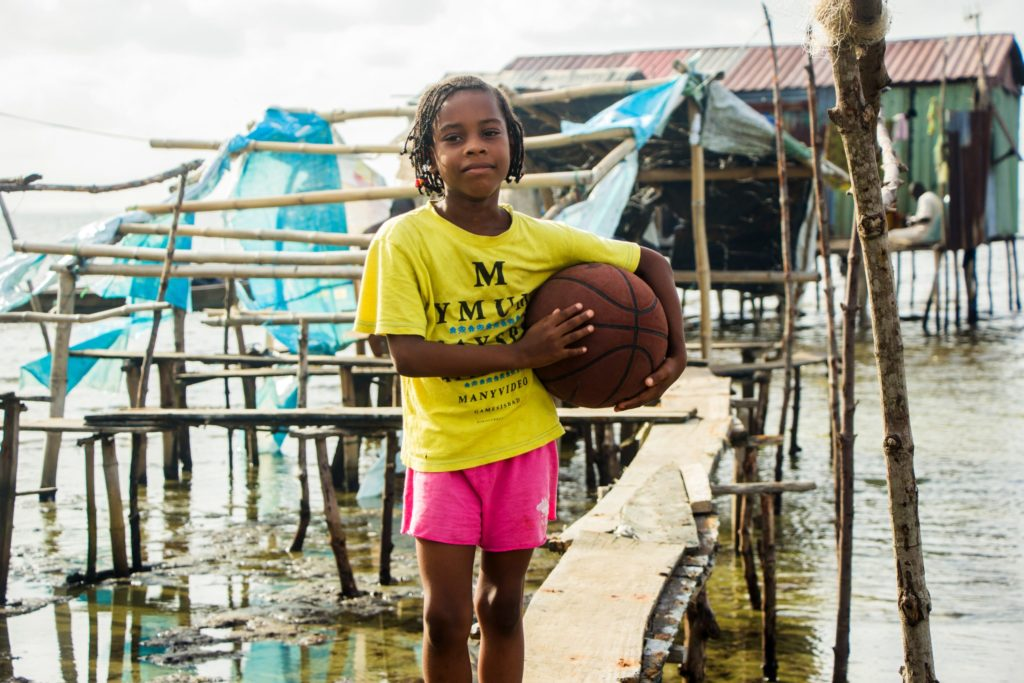 Aspiration, © Zonah, 6th Place, FIBA Photo Contest