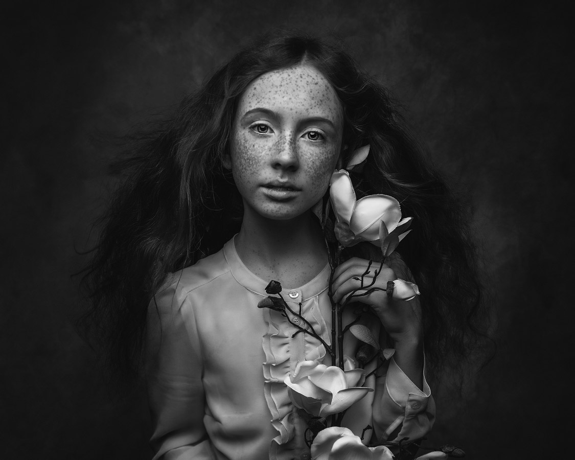 """Soul Searching"", © Paulina Duczman, Corby, Northamptonshire, United Kingdom, Portraits, Grand Prize, Rangefinder Fine Art Contest"