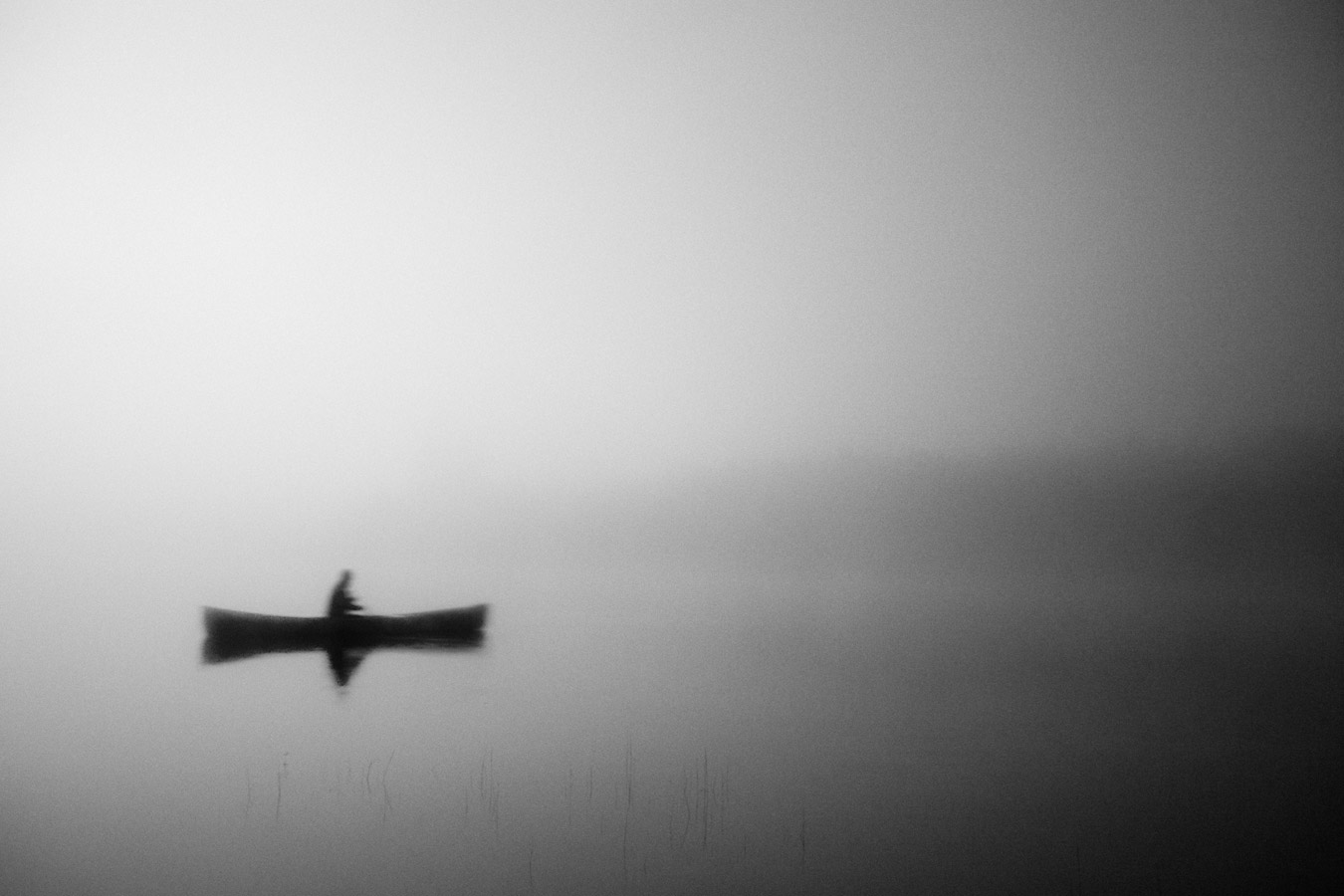 """Overnight In Canoe Country"", © Joe Baumann, Ely, MN, United States, First Place Travel, Rangefinder Fine Art Contest"