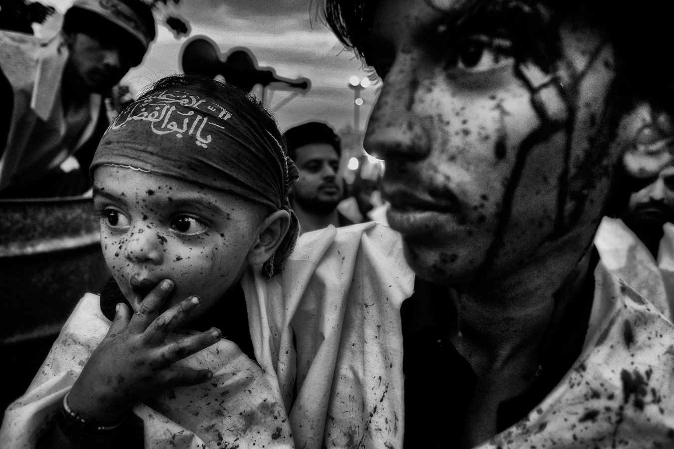 Moharam, © Alain Schroeder, Best Single Image Category, Focus on the Story Awards