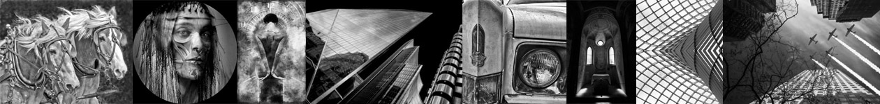 Black & White Art Competition - Fusion Art