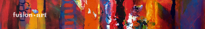 Colorful Abstractions Art Competition - Fusion Art
