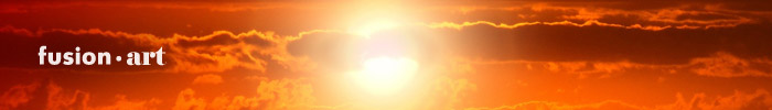 Sunrises & Sunsets Art Competition - Fusion Art