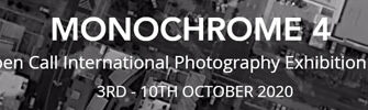 Monochrome 4 Open Call by Glasgow Gallery of Photography