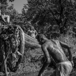 Best Black & White Documentary work, © Down by the Hudson, Caleb Stein, Gomma Photography Grant