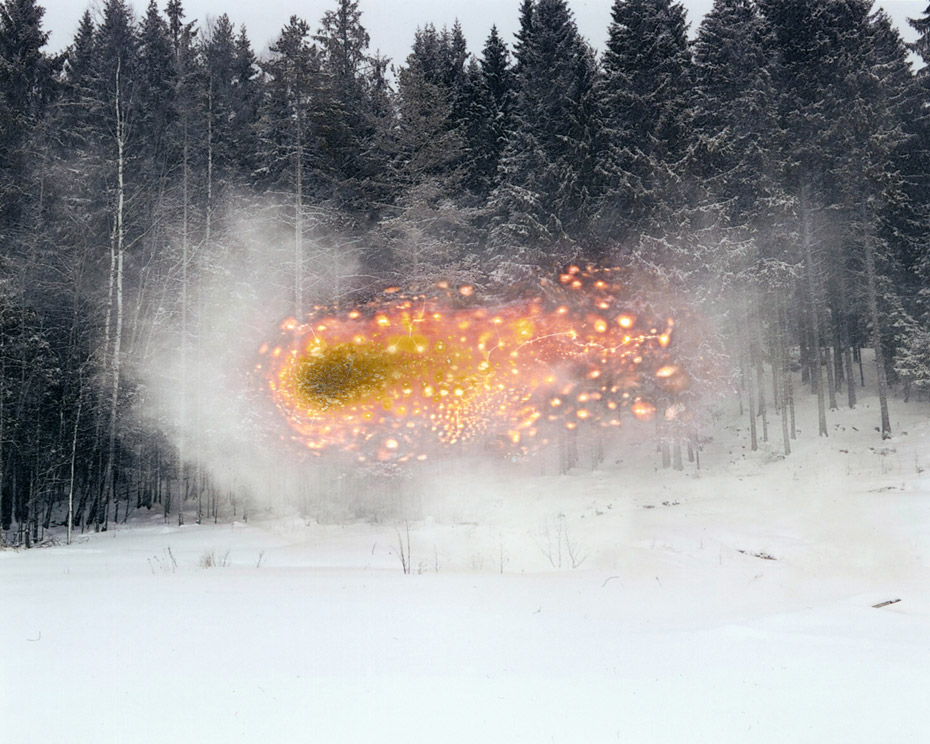 Slash and Burn, © Terje Abusdal, Honorable Mentions, Gomma Photography Grant