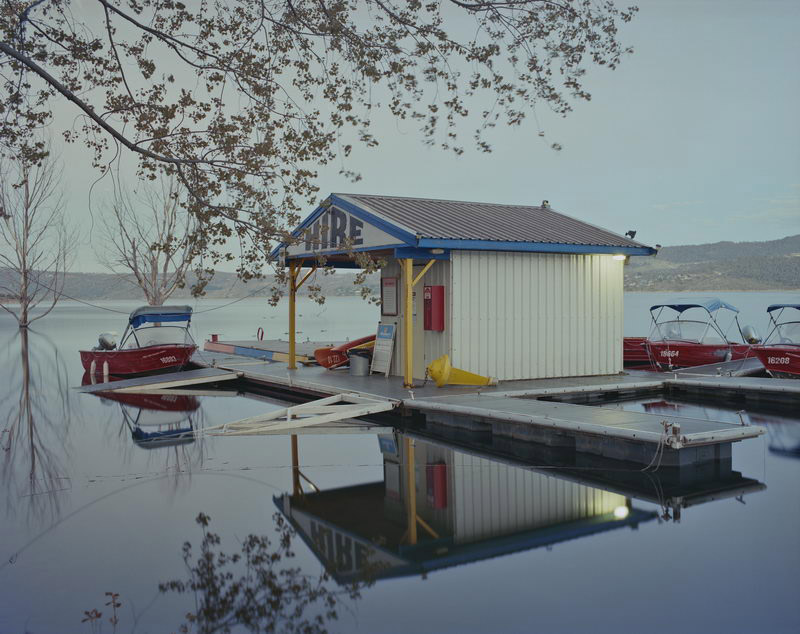 Boat Hire, Jindabyne, NSW, © Chris Round, Landscape Winner, Head On Photo Awards