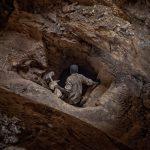 Digging for the Future, © Matjaz Krivic, Slovenia, «Portfolio» Category, 4st prize winner, Hamdan International Photography Award - HIPA