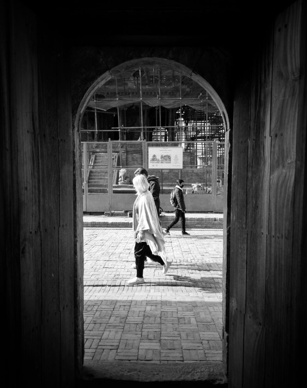 Through The Historical Doors, © manojkdk, See The Unseen Photo Contest from HONOR