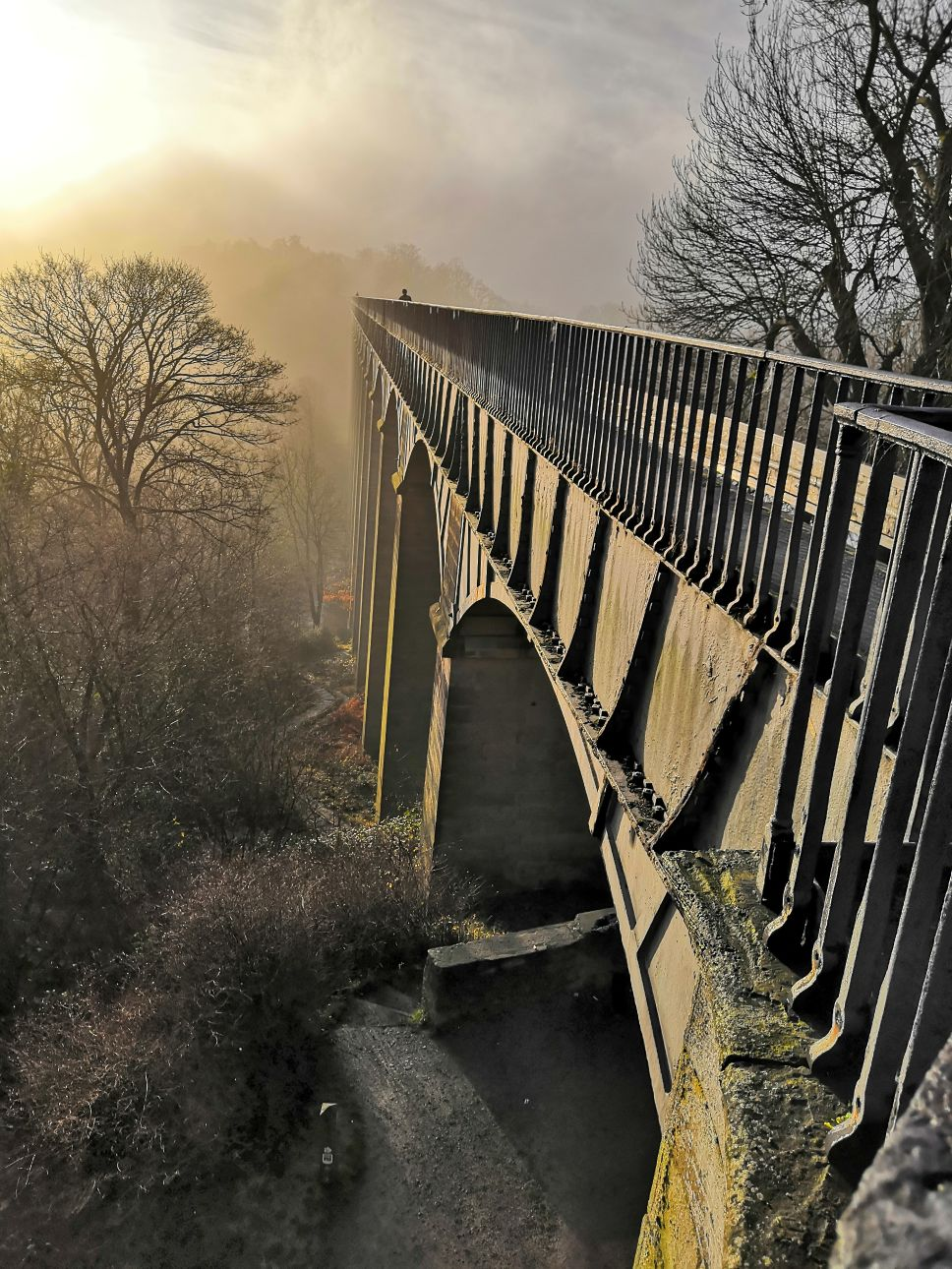 Pontcysyllte Aqueduct, © yuzhe****@gmail.com, See The Unseen Photo Contest from HONOR