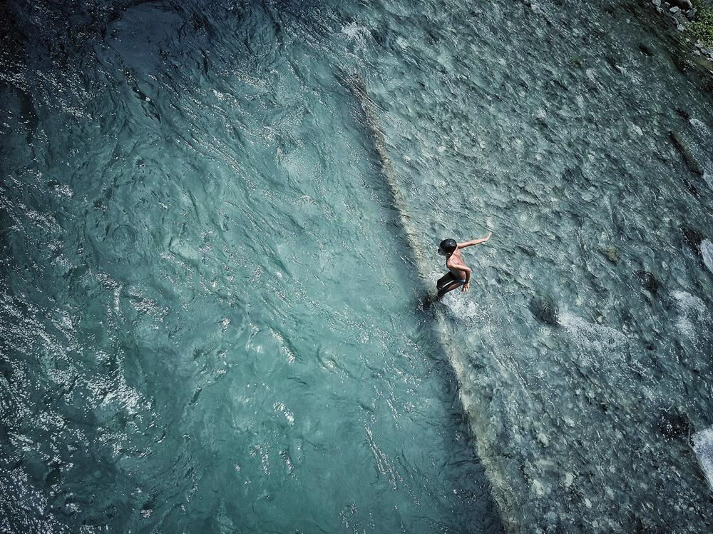 Ready, Set, Dive!, © New Image shin, Huawei Next-Image Awards