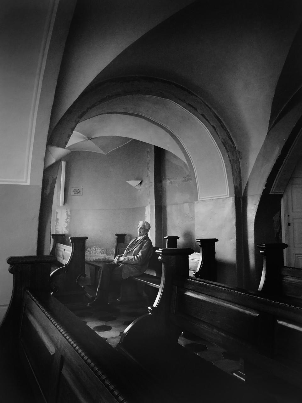 The Ghost, © Ing Jokst, Huawei Next-Image Awards