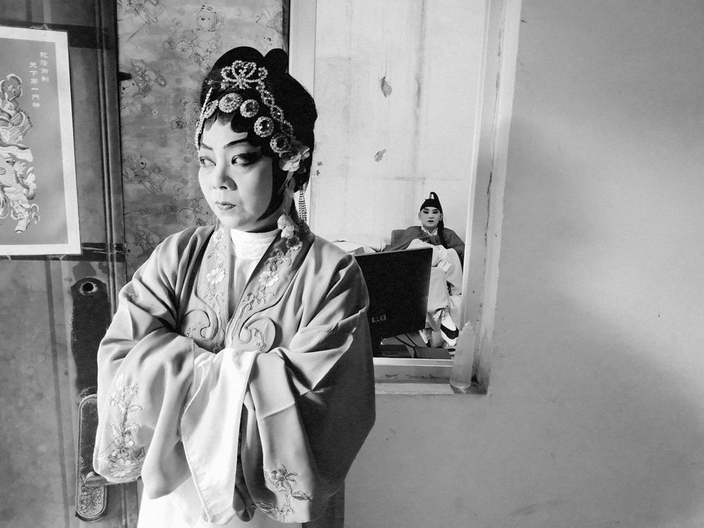Face, © 佐小虹, Huawei Next-Image Awards