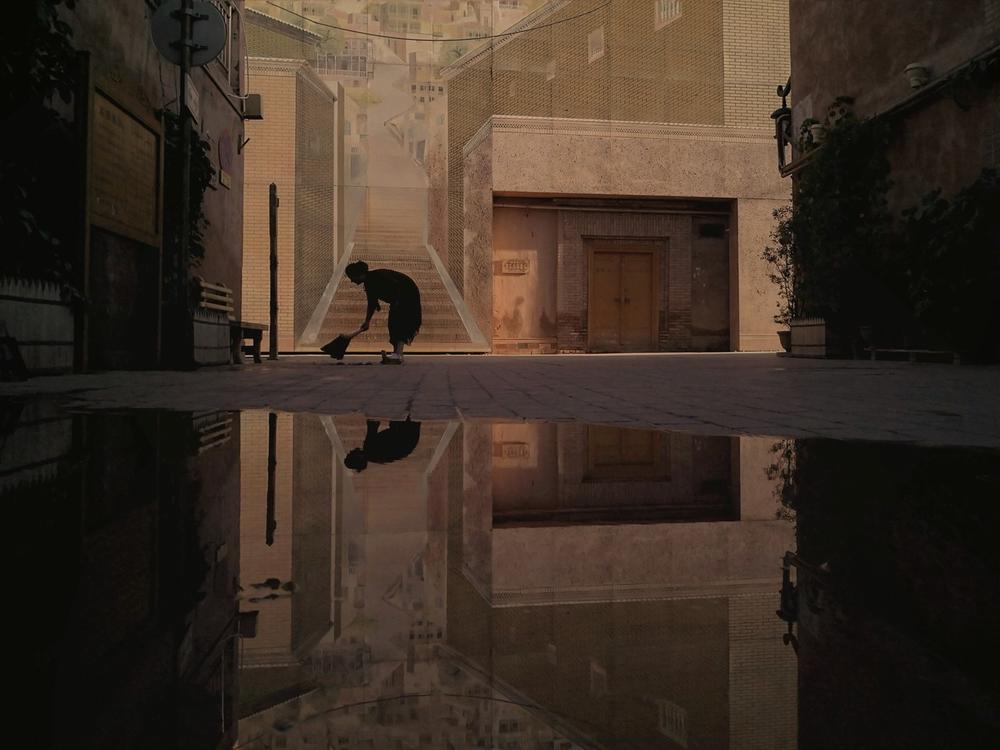 人在画中, © 燮, Huawei Next-Image Awards