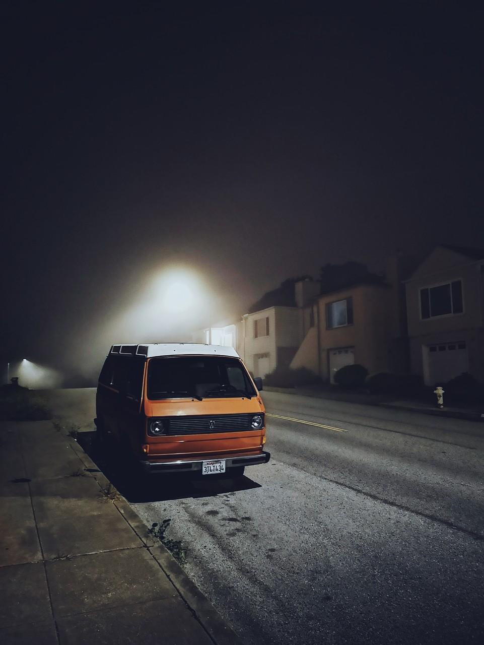 Foggy Night, © Cocu Liu, Huawei Next-Image Awards