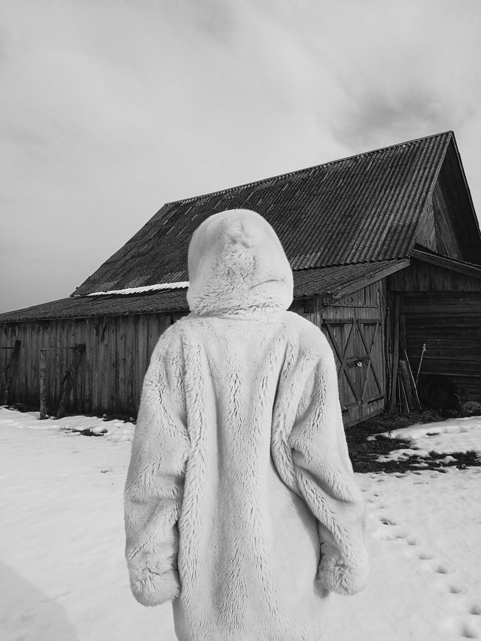 Human Bear, © Yevgeny Putilov, Huawei Next-Image Awards