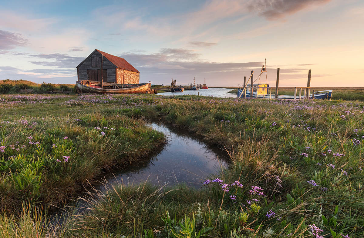 Thornham Dawn, © Chris Herring, 3rd place, International Garden Photographer of the Year — IGPOTY