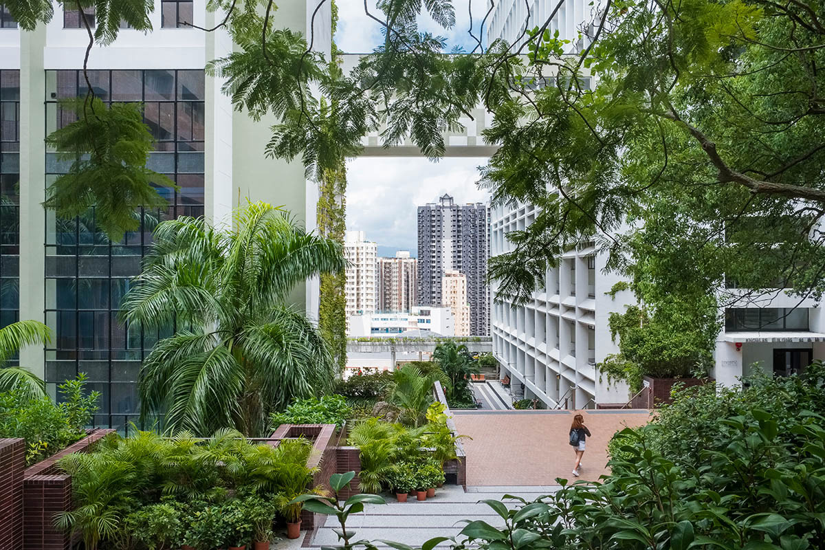 City Campus, © Annie Green-Armytage, 1st place, International Garden Photographer of the Year — IGPOTY