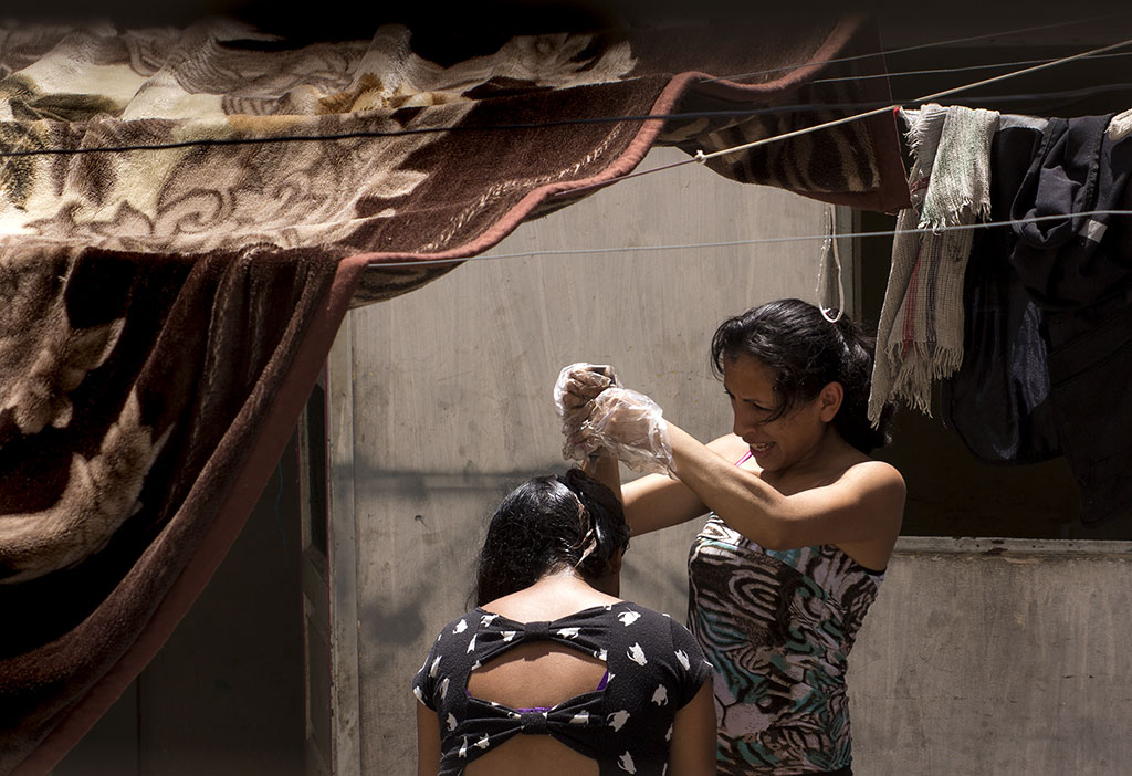 Serie Mis Vecinos 48, © Alberto Natan, Ikei Photo Contest