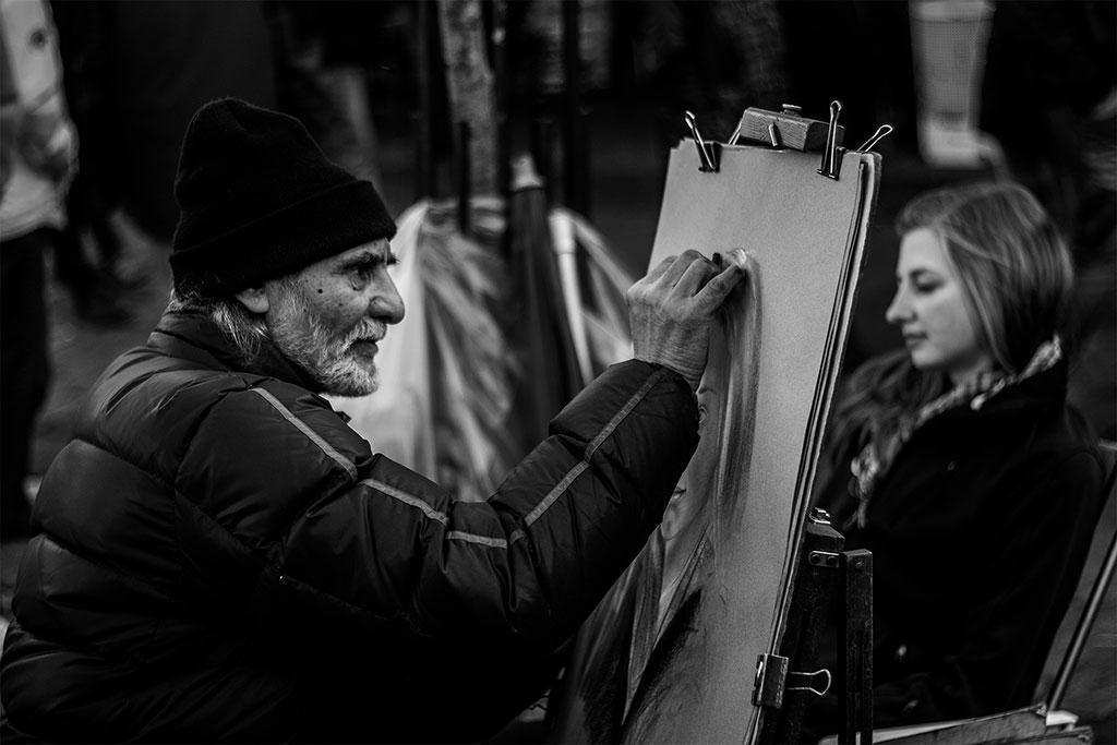 Retrato de un Retrato, © Javier Lafuente Azagra, Ikei Photo Contest