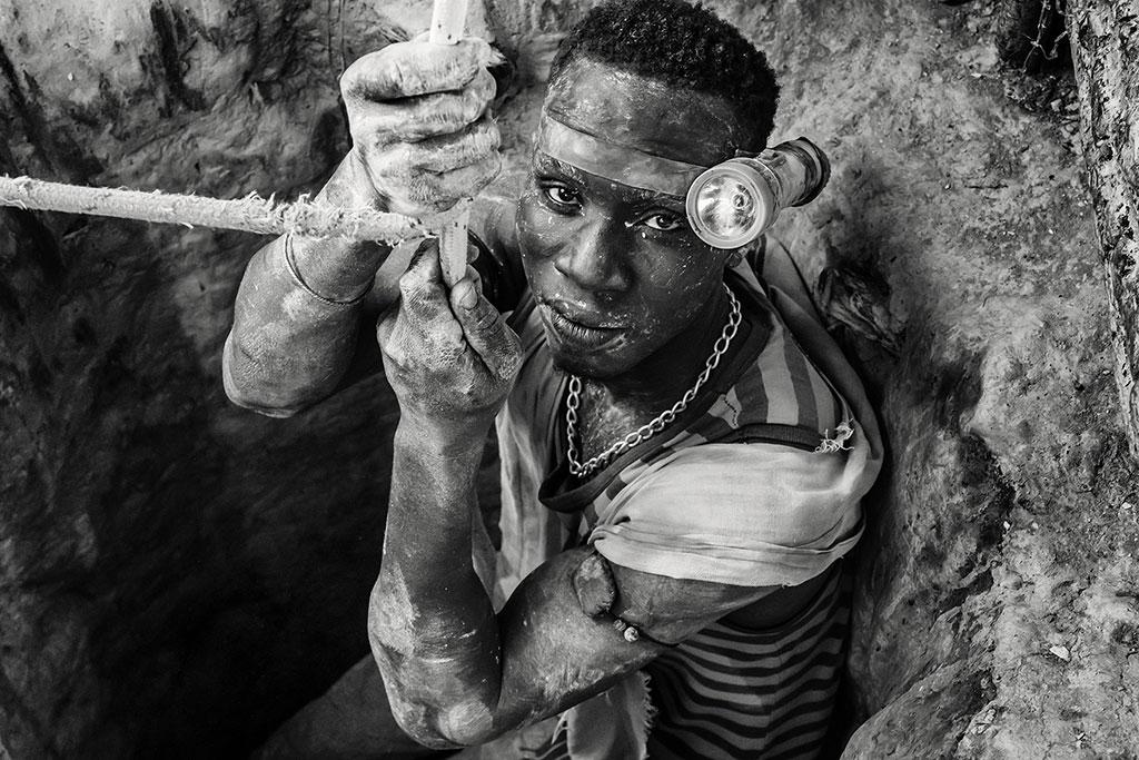 Minero, © Xavier Ferrer Chust, Ikei Photo Contest