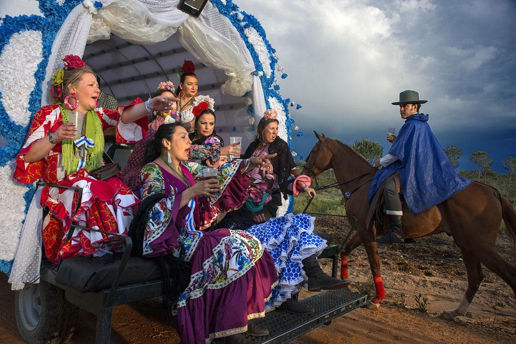 El Rocío, © Sergi Reboredo Manzanares, Ikei Photo Contest