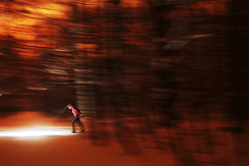 © Maria Plotnikova, Russia, 2st place in category Sports, Single, Andrei Stenin Press Photo Contest