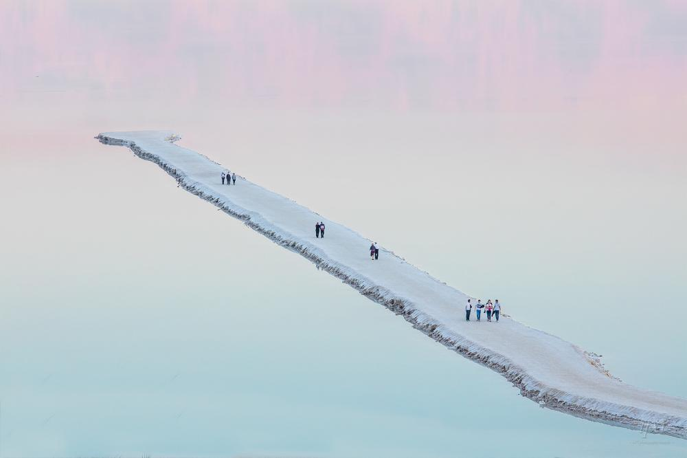 Dead Sea, © Aviad Bar-Ness, Nature Photographer Of the Year, International Photography Awards