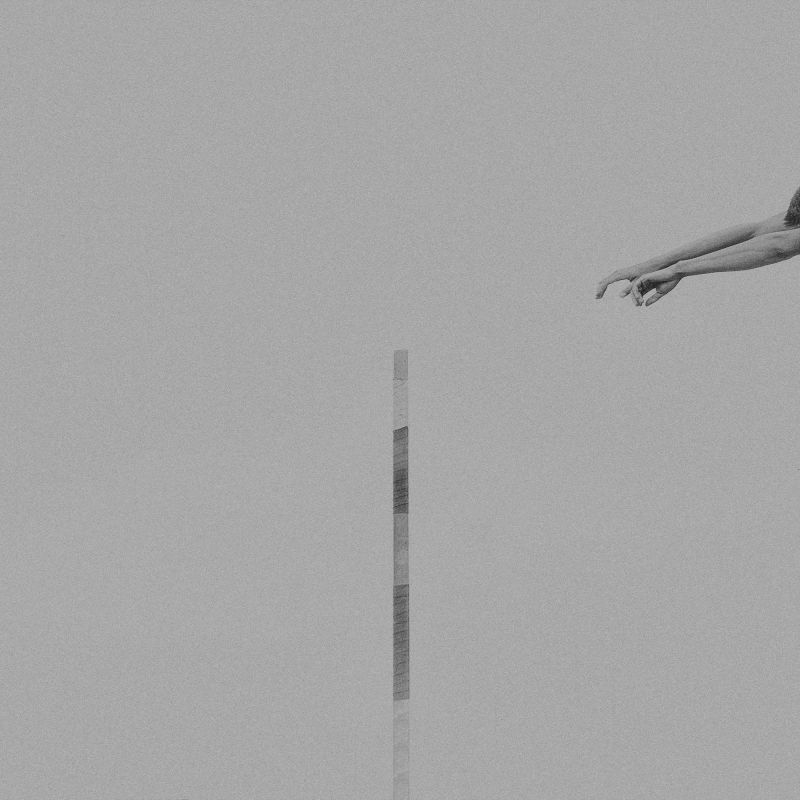 Pole Vault, © Klaus Lenzen, Germany, Fine Art Photographer Of the Year, Non-Professional, International Photography Awards — IPA