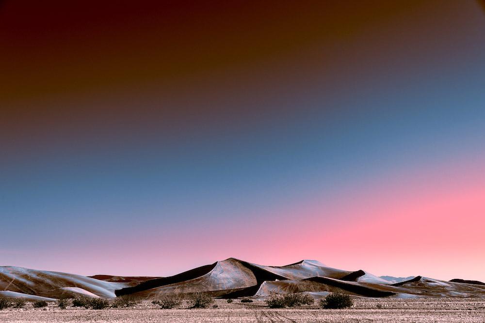 Neon Desert, © Stefano Gardel (Switzerland), International Fine Art Photographer Of The Year 2017 - IPOTY - Photo Contest